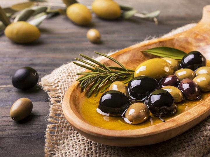 Чем полезные оливки