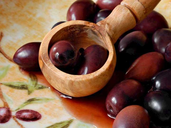 Оливки каламата описание
